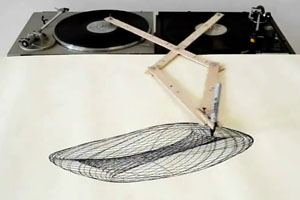 Drawing Turntable