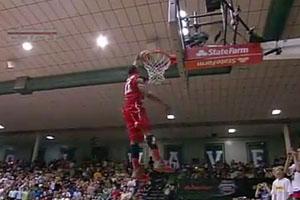 Basketball Dunk Contest