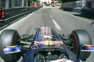 Onboard Sebastian Vettel