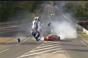 Attractive Accident By Anthony Davidson