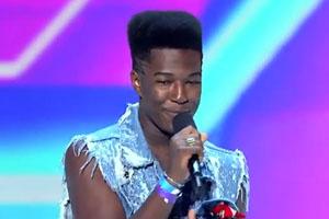 Willie Jones X Factor Surprise