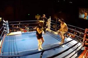 Senior Knockout On Junior