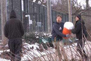 Snow Prank Goes Terribly Wrong