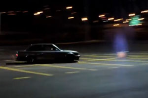 BMW Drifter Fail