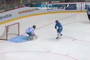 Best Hockey Penalty Shot Ever