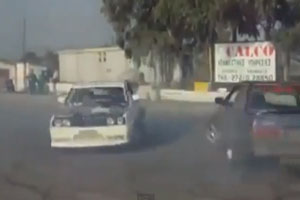 Guy Drifts Two BMWs