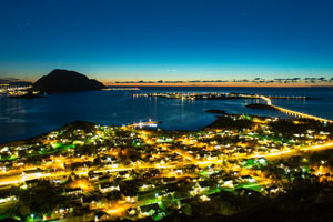Timelapse Of Alesund, Norway