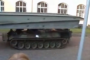 Tank Turning Fail