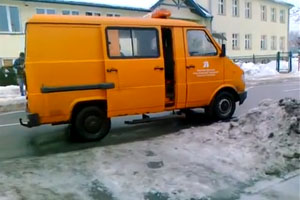 Asphalting in Poland
