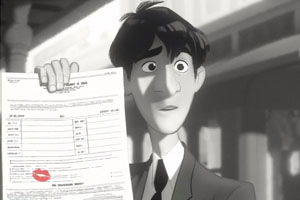 Paperman - Great Short Film