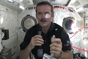 How To Wash Hands In Space