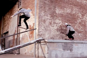 Red Bull Skateboard Film