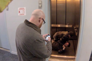 Reactions To Murder In An Elevator