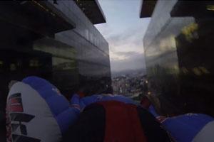 Wingsuit Flying In Rio de Janeiro
