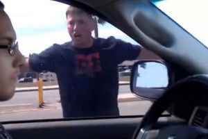 Crazy Road Rage