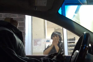 Drive Through McDonalds Without A Head