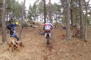 Motorbike Rope Jump