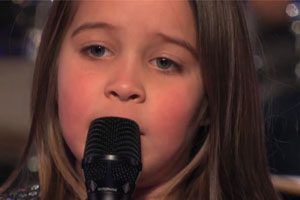 6-Year-Old Aaralyn Scream Her Song