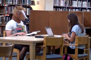 Awkward Library Situations