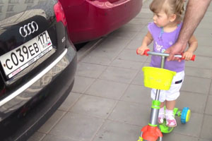 2-Year-Old Knows Every Car Brand