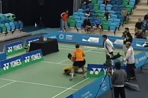 Open Badminton Fight
