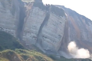 Mountain Collapses