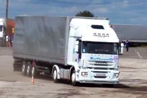 Master Truck Driver
