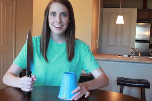 Overly Attached Cup Song