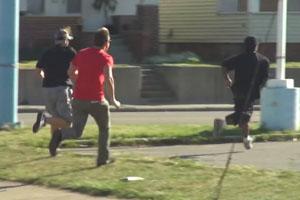 Cops In The Hood Prank