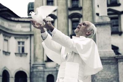 Parody Of Pope Francis