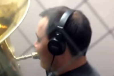 How To Scare Tuba Guy