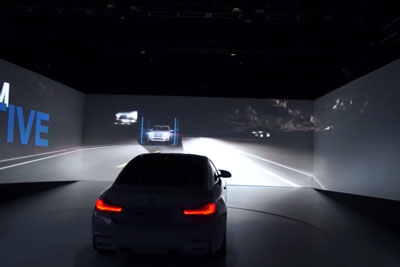 New BMW and Audi Laser Headlights
