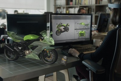 Microsoft Delights Everyone With New Hologram Product HoloLens