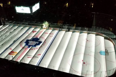 Awesome On Ice Projection
