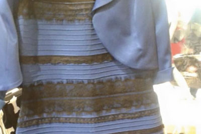 Solution On Question What Colour Is This Dress?