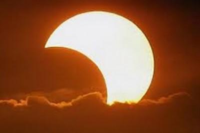LIVE: Solar Eclipse 2015