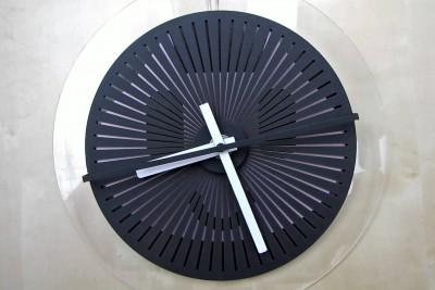 Optical Illusion Wallclock