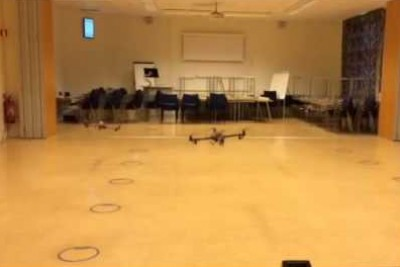 Bug In Code Causes Three Quadcopters Crashing at Once