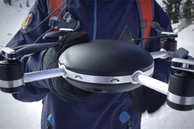 This New Drone That Follows You Is Coolest Thing I Have Ever Seen