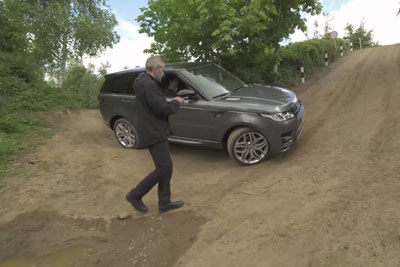 New Land Rover Models Can Be Driven Via Smart Phone