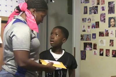 Mom Pranks Kid On 8th Birthday In Best Way Possible
