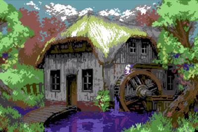How Oldschool Graphics Worked
