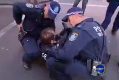 Muslim Riots In Sydney, Australia