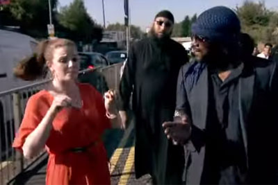 Woman Gets Shocked Once She Returns To Hometown Which Was Overrun By Muslims