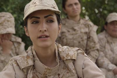 Meet the Female Peshmerga Fighters Battling ISIS