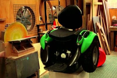 The Next Generation Of Wheelchairs