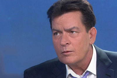 Charlie Sheen Speeks Out About Being HIV Positive