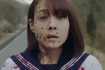 WTF: Cute Japanese High Schoolers In A Fearsome Ride