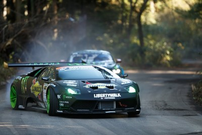 Drifting With Lamborghini Murcielago Will Make You Speechless