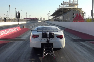 Fastest Car In The World Beats 1/4 Mile In 5.7 Seconds
